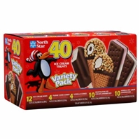 North Star 40ct Variety Pack Food Product Image