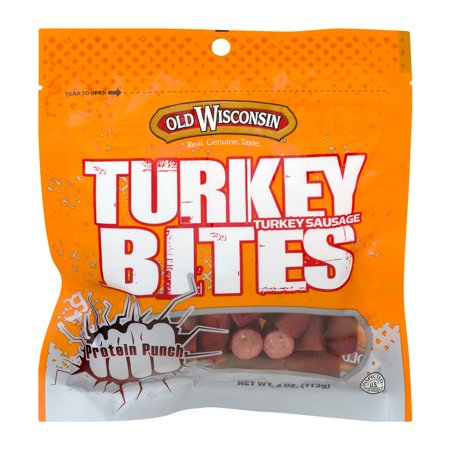 Old Wisconsin Turkey Bites Food Product Image