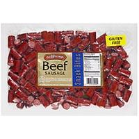 Snack Bites 32900 Beef Sausage Snack Bites Food Product Image