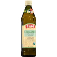 Star Olive Oil Extra Virgin, Organic Food Product Image