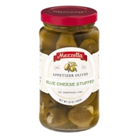 Mezzetta Appetizer Blue Cheese Stuffed Olives Food Product Image