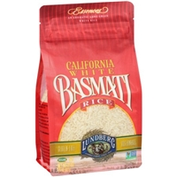 Lundberg California White Basmati Rice Food Product Image