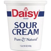 Daisy Sour Cream Pure & Natural Food Product Image