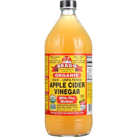 Bragg Organic Apple Cider Vinegar Food Product Image