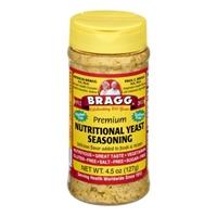 Bragg Premium Sodium Free Nutritional Yeast Seasoning Food Product Image