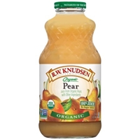 R.W. Knudsen Organic Pear Juice Food Product Image