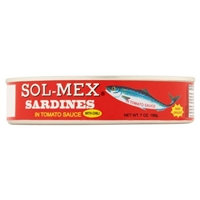 Sol-Mex Sardines in Tomato Sauce with Chili Food Product Image