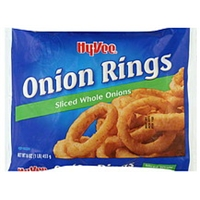 Hy-Vee Onion Rings Food Product Image