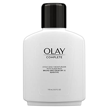 Olay All Day Moisturizer with Sunscreen Sensitive Food Product Image