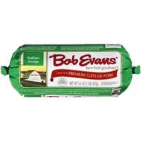 Bob Evans Italian Sausage Food Product Image