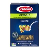 Barilla Veggie Rotini Food Product Image