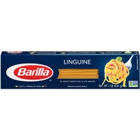Barilla Pasta Linguine Food Product Image