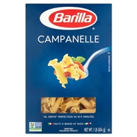 Barilla Pasta Campanelle Food Product Image