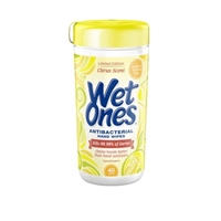 Wet Ones Hand Wipes Citrus Scent - 48 CT Food Product Image