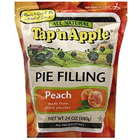 Tap N Apple Pie Filling Peach Food Product Image