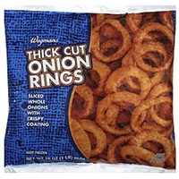 Wegmans Onion Rings Thick Cut Food Product Image