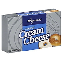 Wegmans Cream Cheese Original Food Product Image