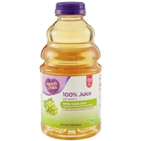 Parent's Choice 100% White Grape Juice, 32 fl oz Food Product Image