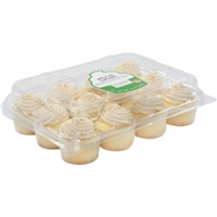 Wal-mart Bakery Mini Apple Pie Cupcake Food Product Image