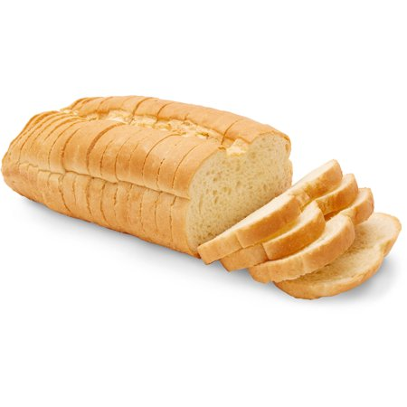 Wal-mart Bakery Sliced Plain French Bread Food Product Image