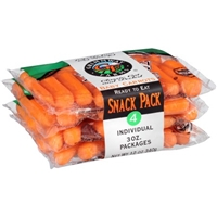 Grimmway Farms Classic Baby Carrots Snack Pack - 4 CT Food Product Image