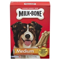 Milk-Bone Medium Dog Biscuits Food Product Image