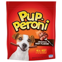 Pup-Peroni Original Beef Flavor Dog Snacks Food Product Image