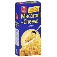 Chef Karlin Macaroni & Cheese Dinner Food Product Image