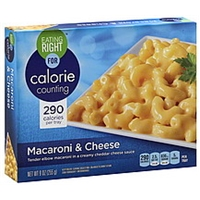 Eating Right Macaroni & Cheese Food Product Image