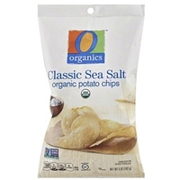 O Organics Potato Chips Organic, Sea Salt Food Product Image
