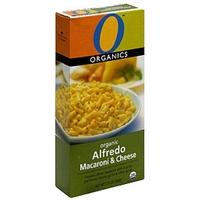 O Organics Alfredo Macaroni & Cheese Organic Food Product Image