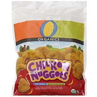 O Organics Chicken Nuggets Food Product Image