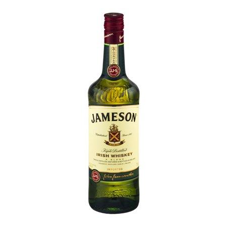 Jameson Triple Distilled Irish Whiskey Food Product Image