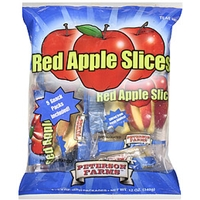Peterson Farms Apple Slices Red Food Product Image