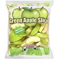 Peterson Farms Apple Slices Green Food Product Image