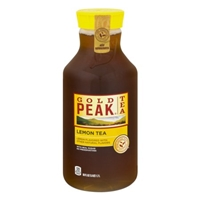 Gold Peak Tea Lemon Tea Food Product Image
