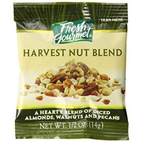 Fresh Gourmet Harvest Nut Blend For Oatmeal, 150 Count Food Product Image
