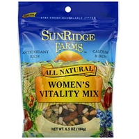 SunRidge Farms All Natural Women's Vitality Mix Food Product Image
