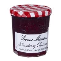 Bonne Maman Strawberry Preserves Food Product Image