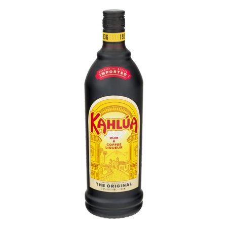 Kahlua Rum & Coffee Liqueur Food Product Image