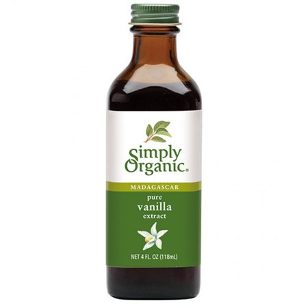 Simply Organic Madagascar Pure Vanilla Extract Food Product Image