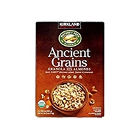 Kirkland Signature Nature's Path Organic Ancient Grains With Almonds, 35.3 Ounce Food Product Image
