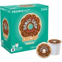 The Original Donut Shop Coffee Decaf Keurig K-Cup pods 18ct Food Product Image