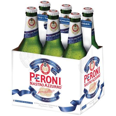 Peroni Beer - 6 PK Food Product Image