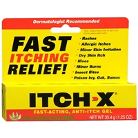 Itch-X Fast-Acting Anti-Itch Gel Food Product Image