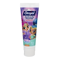 Orajel Anticavity Fluoride Toothpaste Berry Divine, 4.2 OZ Food Product Image