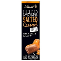 Lindt Caramel Candy Bar 3.5 oz Food Product Image