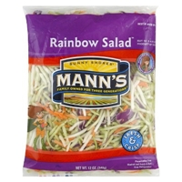 Mann's Rainbow Coleslaw 12 oz Food Product Image