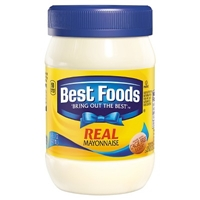 Best Foods Real Mayonnaise 15 oz Food Product Image