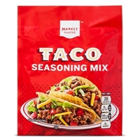 Taco Seasoning Mix 1.25 oz - Market Pantry Food Product Image